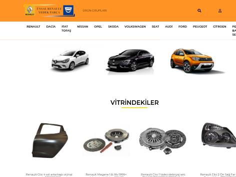Ünsal Renault Yedek Parça