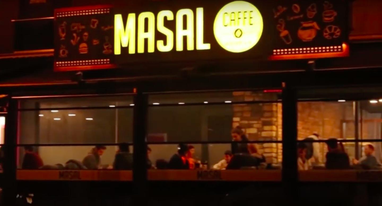 Masal Cafe Tanıtım Filmi