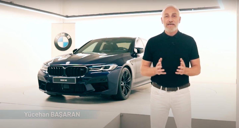 Öztorun Oto | BMW M5 Tanıtımı