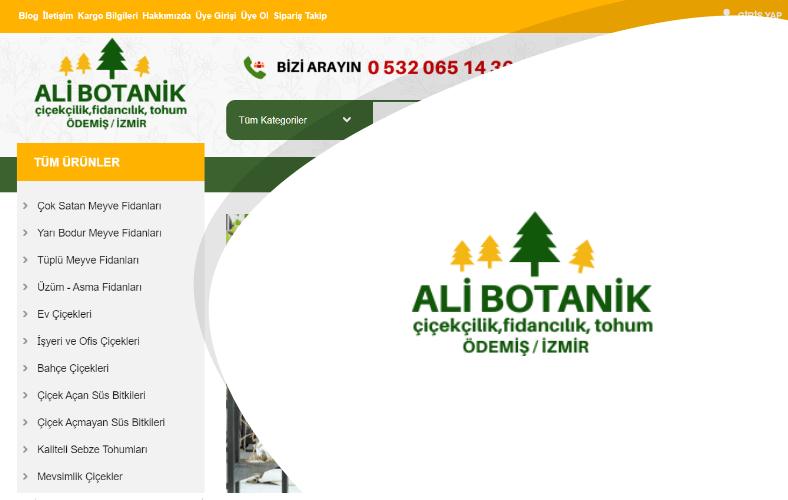 Ali Botanik
