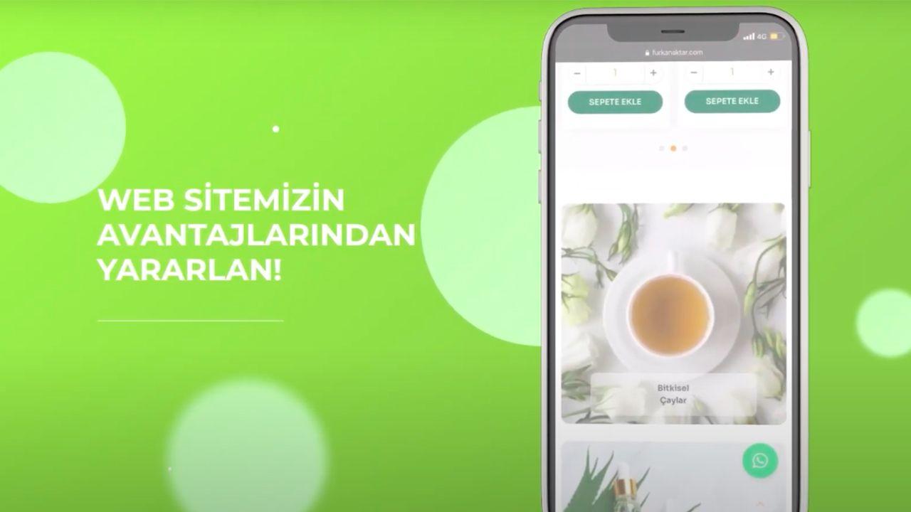 Furkan Aktar | Furkanaktar.com E-Ticaret Sitesi Tanıtım Filmi