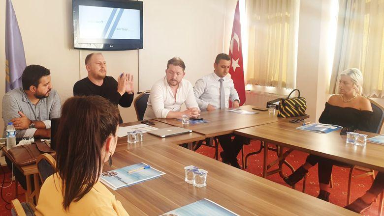 DESOB ve Serbay Akademi'den E-Ticaret eğitimi!